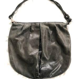 Hobo international tote purse handbag distressed